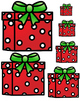 Patterns and Counting Christmas Math