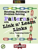 Patterns and Problem Solving with Plastic Links : 75 probl