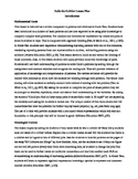 Patterns and Relations lesson plan