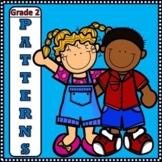 Number Patterns {Grades 2-3}
