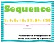 Patterns and Sequences 4th Grade My Math Vocabulary Posters