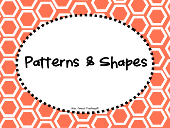 Patterns and Shape I.D.