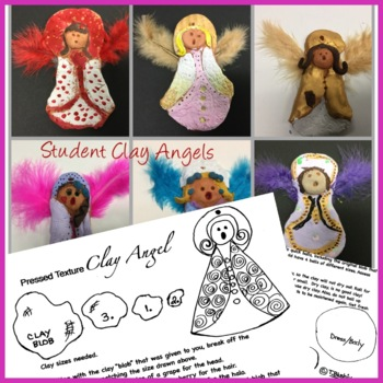 Patterns and Texture: Clay Angel