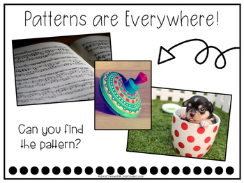 Patterns are Everywhere Powerpoint