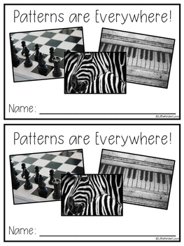 Patterns are Everywhere Student Book