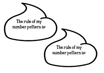 """Patterns craft - """"what is my rule"""""""