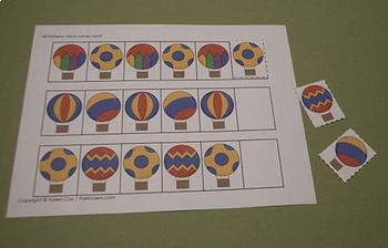 Teach Patterns | Math | Non-Themed Printables Packet