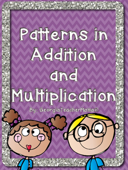 Patterns in Addition and Multiplication