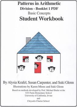 Division - Booklet 1 Basic Concepts - Student Workbook
