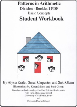 Division - Booklet 1 Basic Concepts - Student Workbook