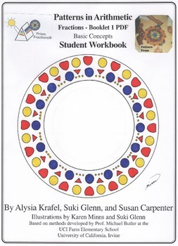 Fractions Booklet 1 - Basic Concepts - Student Workbook