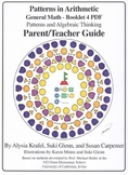 General Math: Booklet 4 - Patterns, Algebraic Thinking Teacher Guide