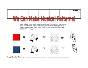 Patterns in Math and Music