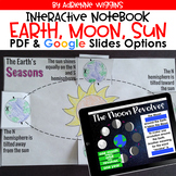 Patterns in Nature Interactive Notebook (Sun, Earth, Moon)