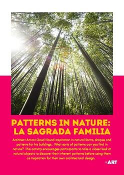 Patterns in Nature: La Sagrada Familia