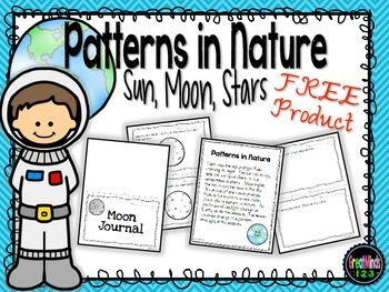 Patterns in Nature - sun, moon, stars, seasons FREE PRODUCT