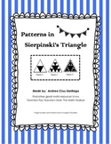 Patterns in Sierpinski's Triangle