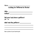 Patterns in Stories