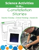 Patterns in the Night Sky: Constellation Stories