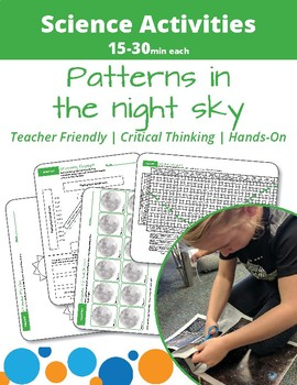 Patterns in the Sky: Learning about our Sun and Moon