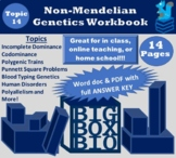Genetics of Inherited Traits: NonMendelian Inheritance Pat