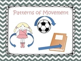 Patterns of Movement Vocabulary