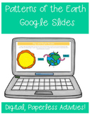 Patterns of the Earth Google Classroom Distance Learning