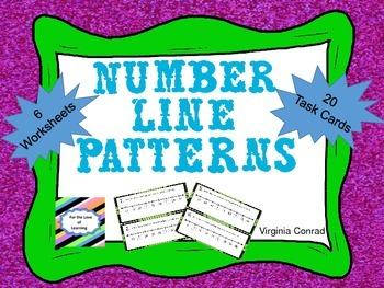 Patterns on a Number Line