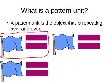 Patterns powerpoint