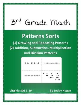 Patterns sorts (self checking)