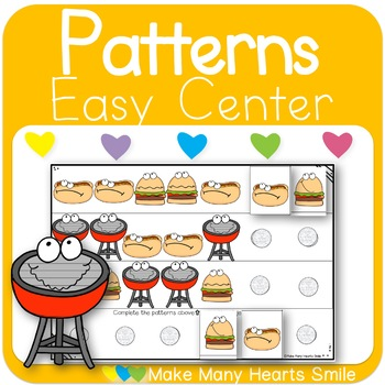 Patterns with BBQ