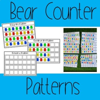 Patterns with Bear Counters