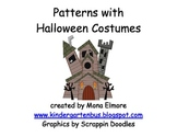 Patterns with Halloween Costumes