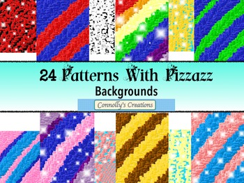 Patterns with Pizzazz Backgrounds