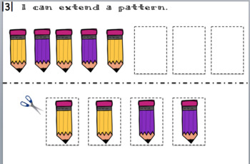 Patterns with Scope and Sequence Activities