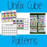 Patterns with Unifix Blocks