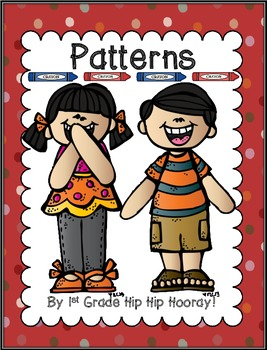 Patterns...Practice, Games and Centers!