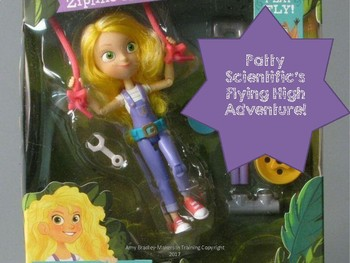 Patty Scientific's Flying High Adventure (STEM adapted from Goldie Blox)