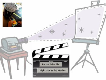 Patty Scientific's Night At The Movies (STEM/ Maker Activity)
