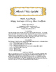 Pattycakes Mentor Text Notes - WORD CHOICE writing trait -