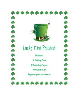 Patty's Day: Lucky Mini Packet