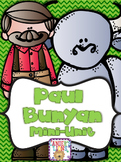 Paul Bunyan Mini-Unit & Craftivity