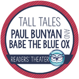 Paul Bunyan Readers' Theater Play and Activities