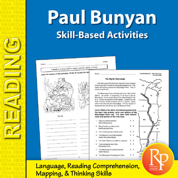 Paul Bunyan: Skill-Based Activities