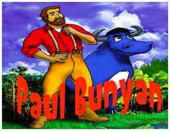 Paul Bunyan and Tall Tale Activities