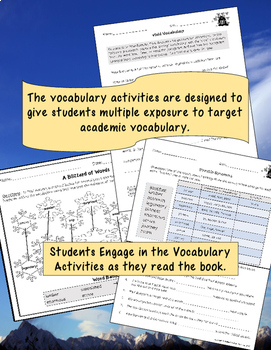 Paul Bunyan Tall Tale Literature Activities and Vocabulary Study