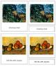 Cezanne (Paul) 3-Part Art Cards