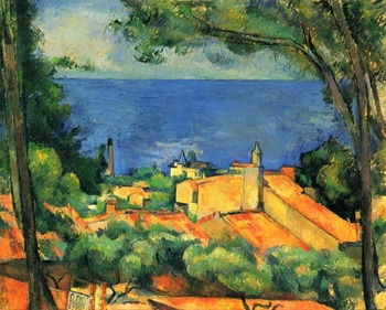 Paul Cézanne - 50 public domain pictures to use for anything at all!