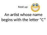 Paul Cezanne Google Slides Lesson Updated Version