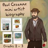 Paul Cezanne's Apples Mini Biography